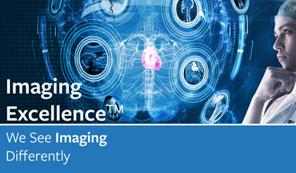 New! Imaging Excellence™