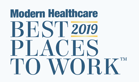 Modern Healthcare 2019 Best Places to Work